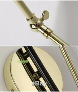 Arm Adjustable Wall lamp Modern Serge Mouille Wall Light Bedside Rotating Sconce