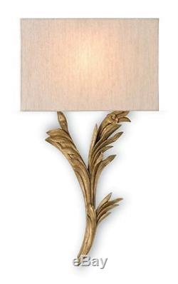 Bel Esprit Right Wall Sconce, Antiquity Gold Finish