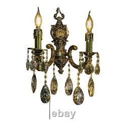 Italy design Wall lamp, Wall sconces, Lighting Handmade Bronze wall sconce