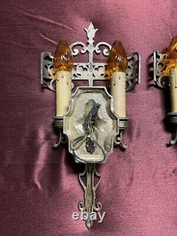 Lincoln wall sconce 1494