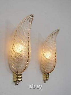PETITOT PAIR OF FRENCH ART DECO WALL SCONCES. Lights. Gauthier EJG Ezan 1930