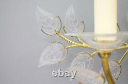 Pair of Palme & Walter Wall Sconces Lights by Palwa Germany 60s 60er Wandlampen