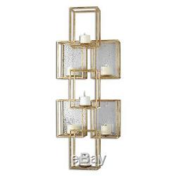 Uttermost Ronana Mirrored Wall Sconce 07693