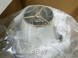 Visual Comfort TOB5090HAB-AW 1-Light 15in Antique Brass Hanging Light